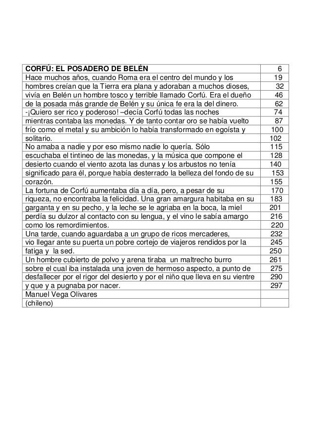 Lecturas para medir velocidad lectora 1