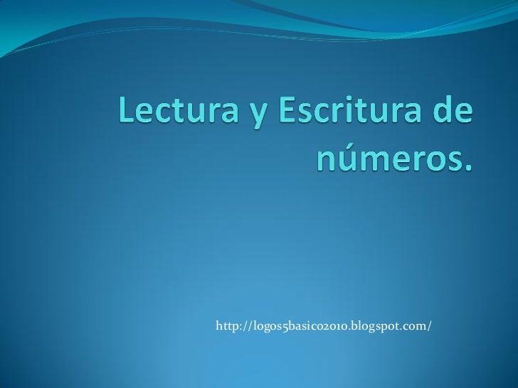 http://logos5basico2010.blogspot.com/