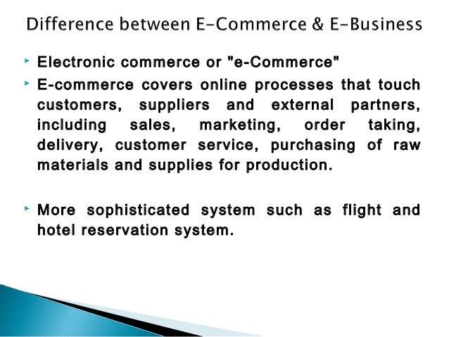 E-commerce Lecture Notes Pdf