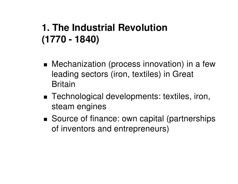 how technological change impact upon economic Is more broadly distributed in the economy, a firm's productivity can also be associated with a technological vintage if the firm itself is not using the associated technology for a firm to be impacted by technological change, it is sufficient that a firm's viability is determined by an aggregate industry structure.
