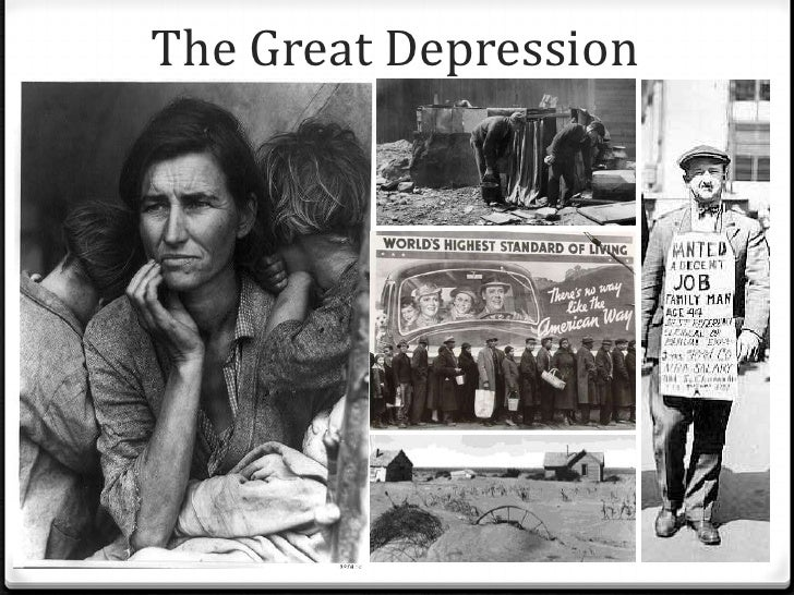 1920s and the great depression