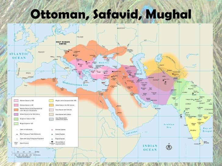 List of Muslim states and dynasties