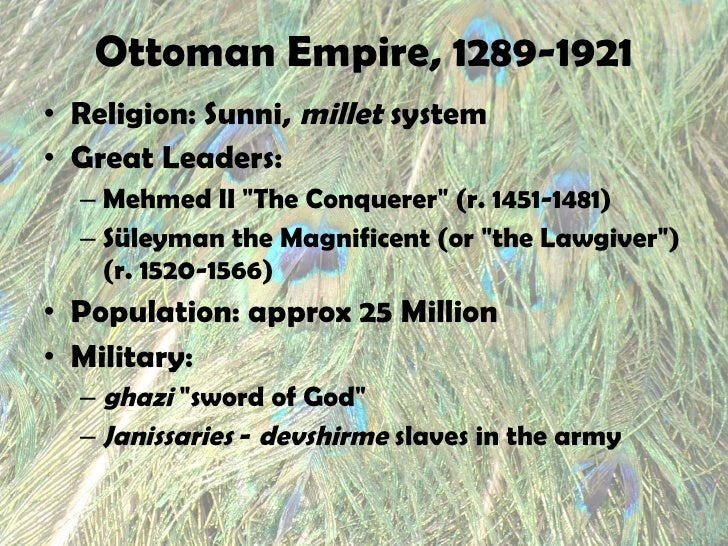 the janissarys and the millet system Since a lot of ink has been spilled on the issue of the millet system,1  20 a few years after the abolition of the janissary corps (1826) and in.