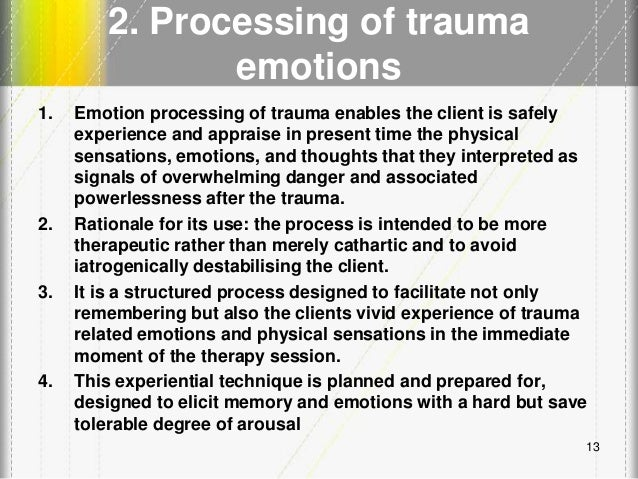 Lecture 5 phase 2 and 3 working with complex trauma
