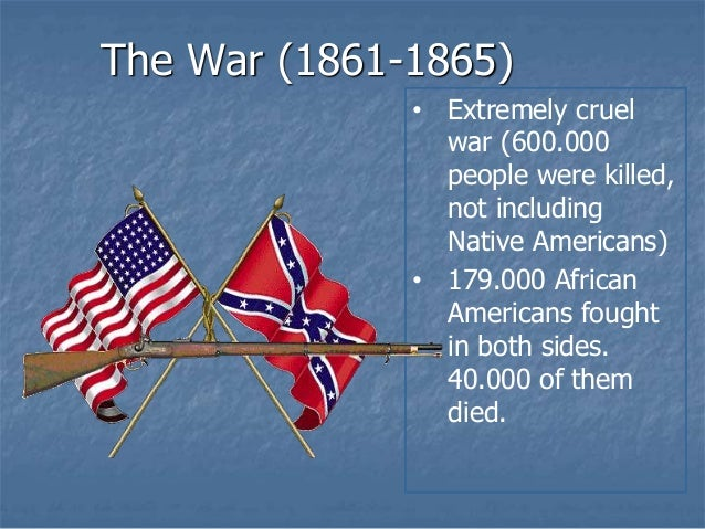 Lecture 3 The American Civil War