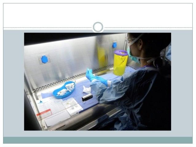 Cytotoxic Drug Preparation