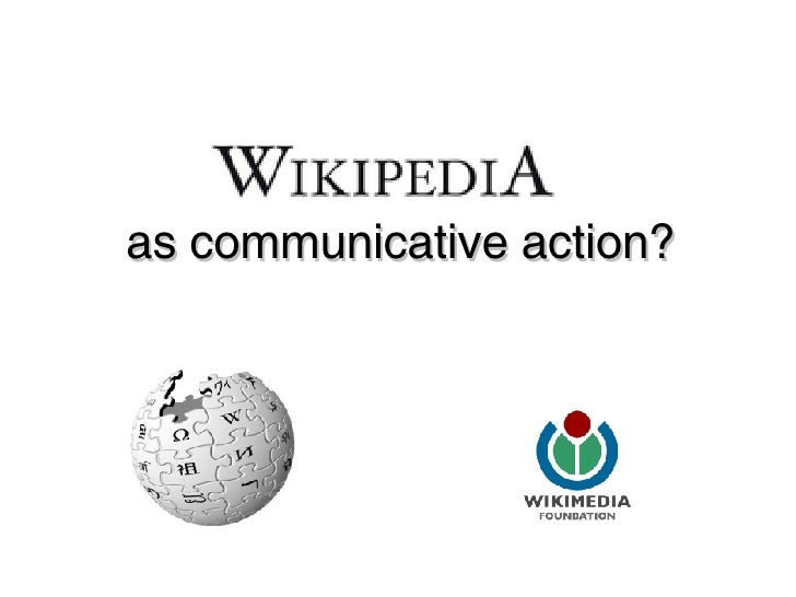 as communicative action?