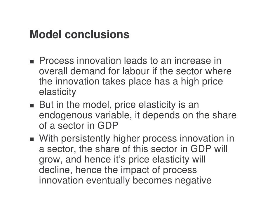an analysis of the evidence of technological change Technological change, skill demand, and wage inequality in indonesia analysis shows that the demand shift was related to technology transferred through imported goods or foreign found evidence of skill-biased technological change in india in the 1990s using panel data.