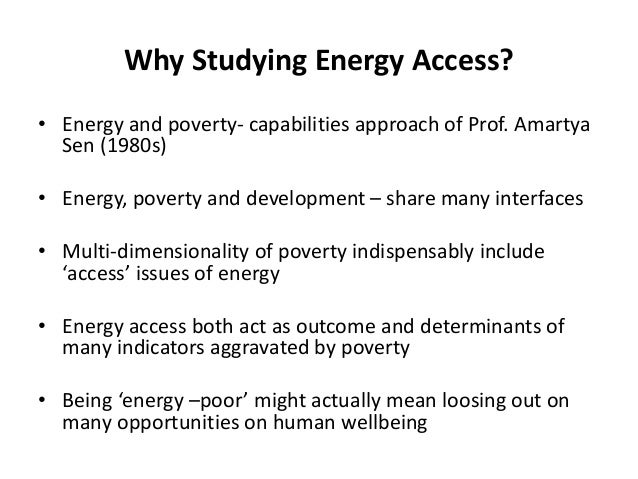 Quantitative research in energy, availability, access and affordability, Papiya Mazumdar, TERI University, India Slide 2