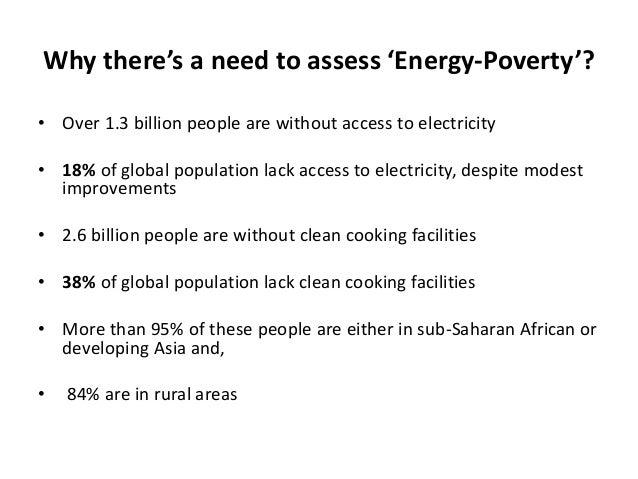 Quantitative research in energy, availability, access and affordability, Papiya Mazumdar, TERI University, India Slide 3