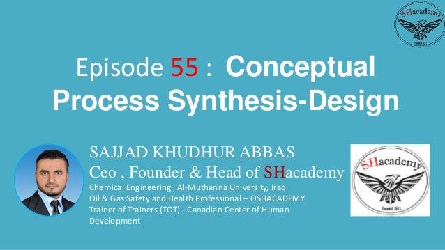 SAJJAD KHUDHUR ABBAS Ceo , Founder & Head of SHacademy Chemical Engineering , Al-Muthanna University, Iraq Oil & Gas Safet...