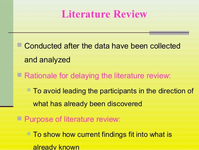 Data collection essay