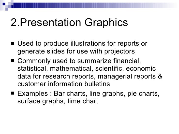 Computer Graphics example research reports