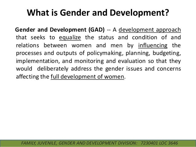 What Is the Importance of Gender Studies?