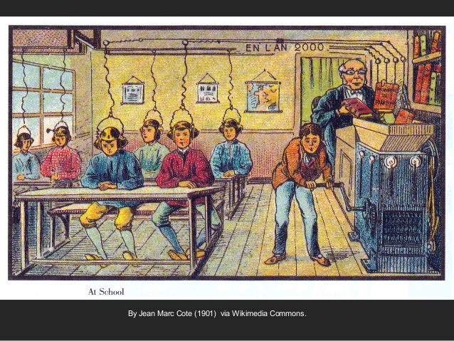 Digital tools in learning: the past and the future Slide 2