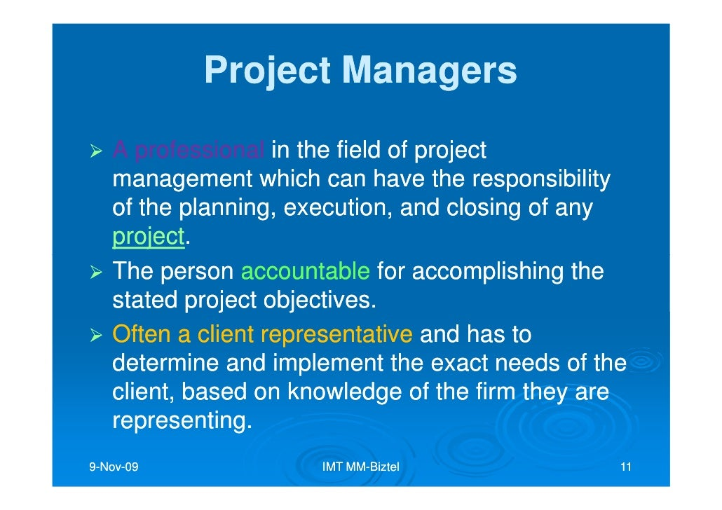 project management at mm Exciting opportunity for the project management office manager in myanmar find more jobs at myworld, myanmar's largest recruitment agency.