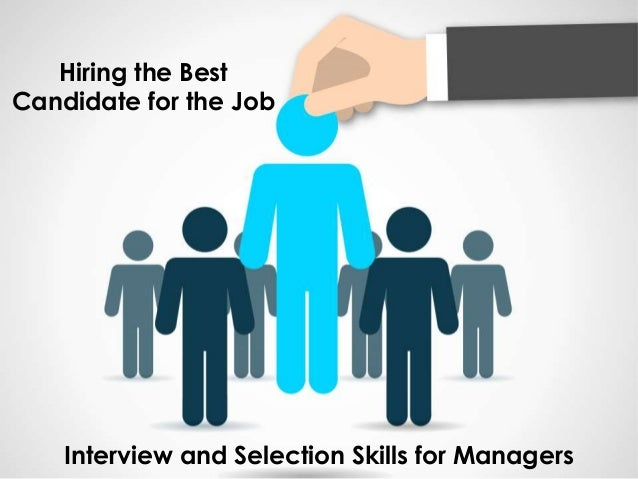 Looking For The Right Candidate? Hire, Faster!