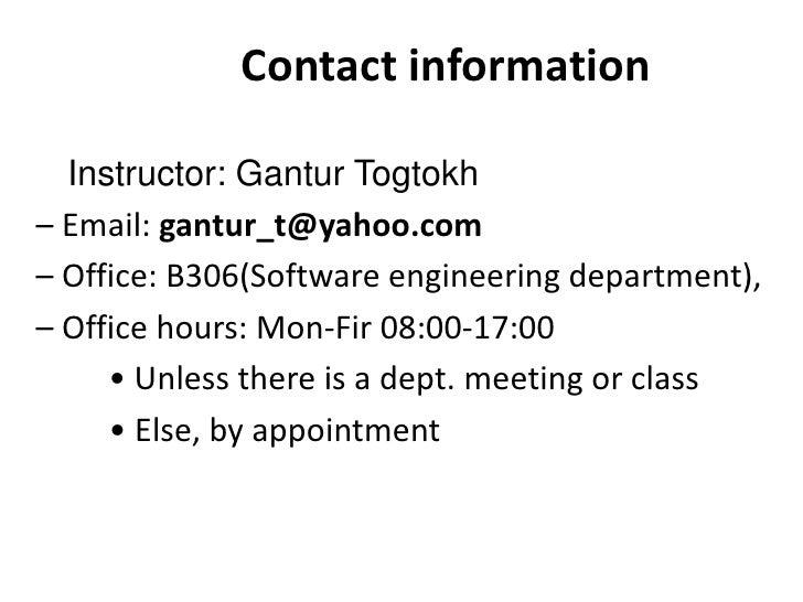 Lecture 01 Slide 2