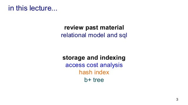 Modern Database Systems - Lecture 01 Slide 3