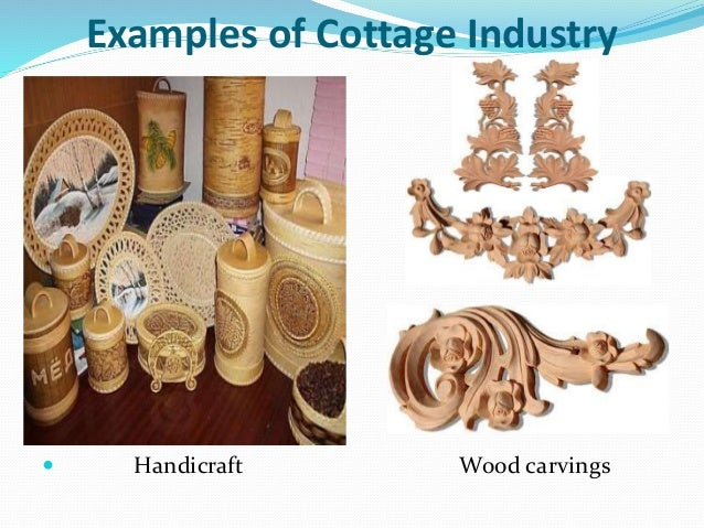 Examples Of Cottage Industry Handicraft Wood Carvings