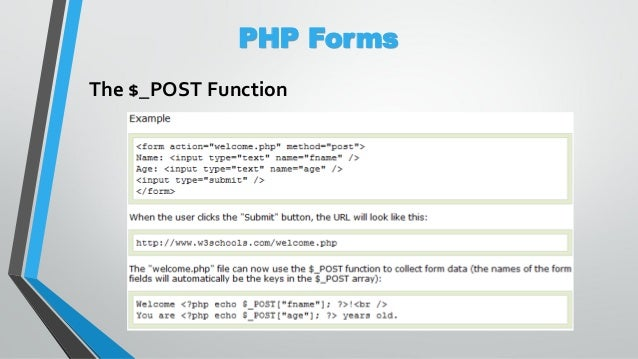PHP Loops and PHP Forms