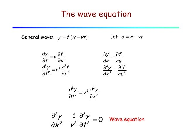Lecture 05 mechanical waves  transverse waves