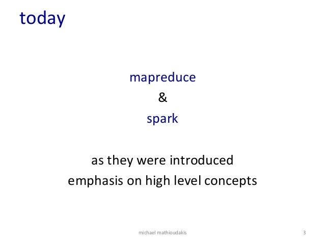 Lecture 06  - CS-5040 - modern database systems Slide 3