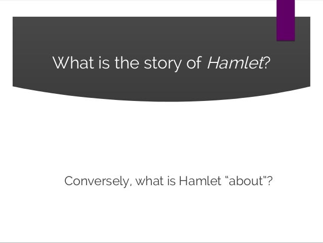 differences between hamlet and horatio Bert hornback looks at the similarities - and differences - between two of the  greatest  from the beginning of his play, hamlet is on his own  he asks  horatio to tell [his] story--which is the cue for fortinbras and the english.