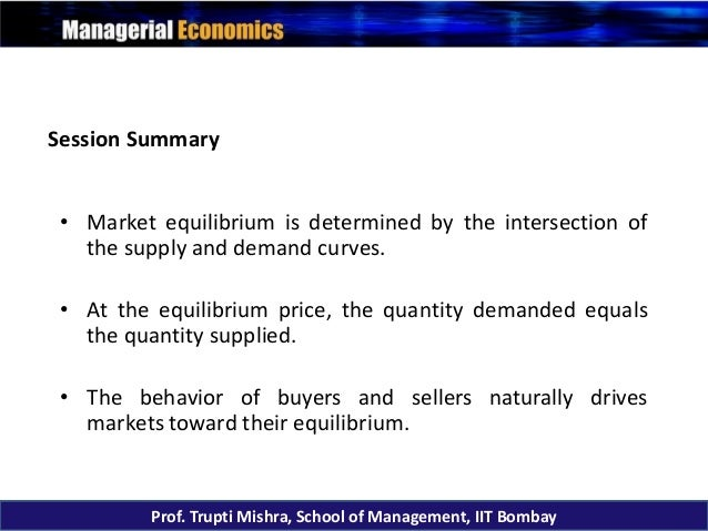 supply and demand in managerial economics In microeconomics, supply and demand is an economic model of price  determination in a  industrial organization labor managerial mathematical  microfoundations of macroeconomics operations research optimization  welfare.