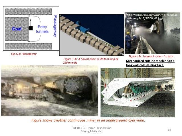 underground coal mining methods pdf