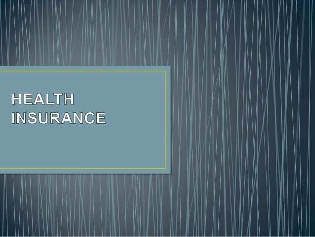 • 1. Health Maintenance Organizations Plans • 2. Preferred Provider Organizations Plans • 3. Point of Service Plans