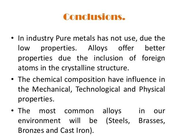 Cu Bi Alloys Physical Properties