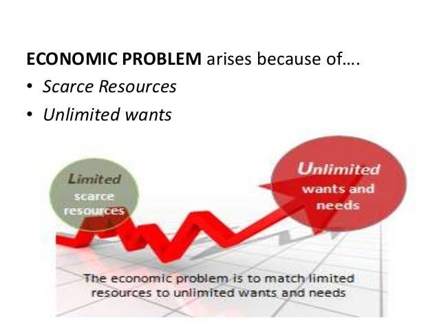 economic problem analysis The 5 step problem solving approach assists in the identification and elimination of root causes to problems, but what is a problem a problem is a deviation from the standard.