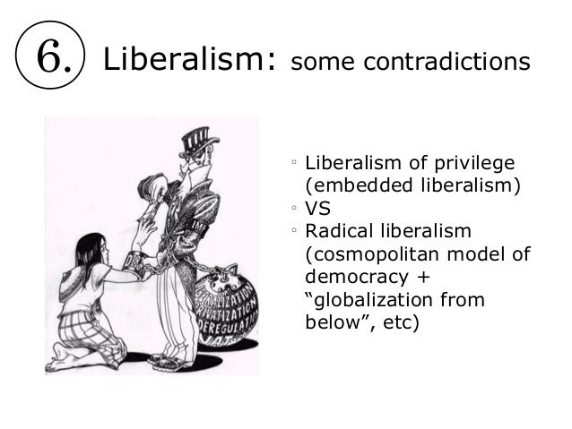 Democratic peace thesis liberalism