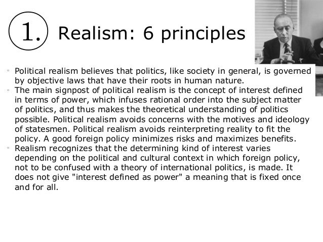 "explain what the authors mean by idealism and realism in international politics Realism in international politics idealism vs realism in explain what the authors mean by ""idealism"" and ""realism (from idealism to realism)."