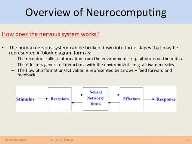 Introduction to neural networks under graduate course lecture 1 of 9 15 ccuart Choice Image