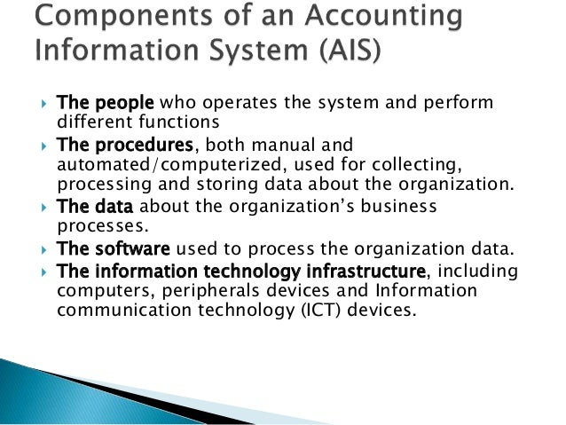 ict an important system in the processing of accounting information essay 6 important stages in the data processing cycle posted on april 24, 2013 by paul rudo in full article archive much of data management is essentially about extracting useful information from data.