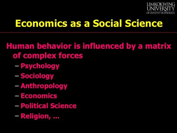 Lecture1  Basic Economic Concepts (1) Slide 3