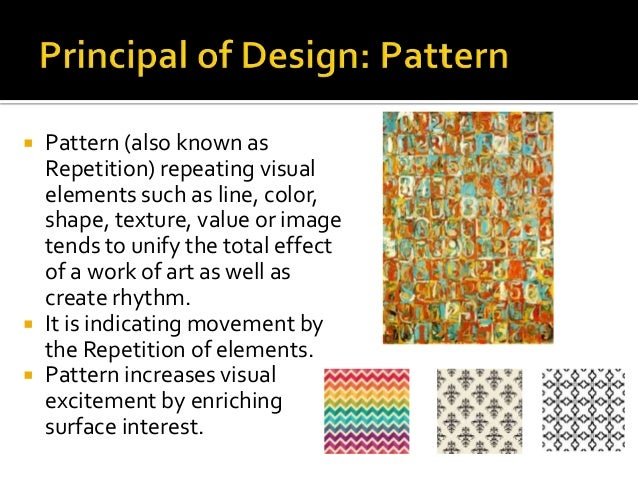 Elements And Principles Of Design Color Definition : Lecture b definition of principle design