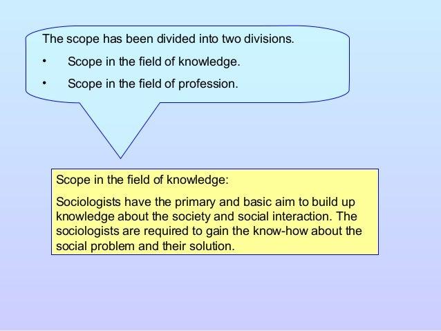 definitions of sociology Slide 3