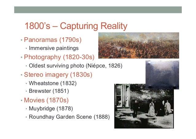 Stereo Viewers Wheatstone (1832) Brewster (1860)