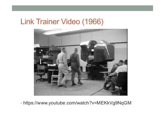 Sensorama (1955) •Created by Morton Heilig •Experience Theater •Multi-sensory • Visuals • Sound • Wind • Vibration ...
