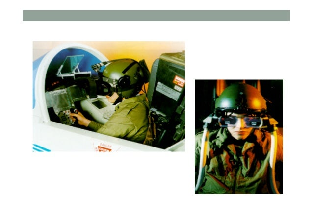 StarWars (1977) • Use of 3D graphics and AR interfaces