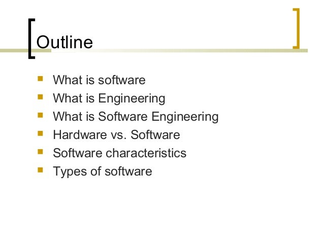 Lecture 1 introduction to software engineering 1