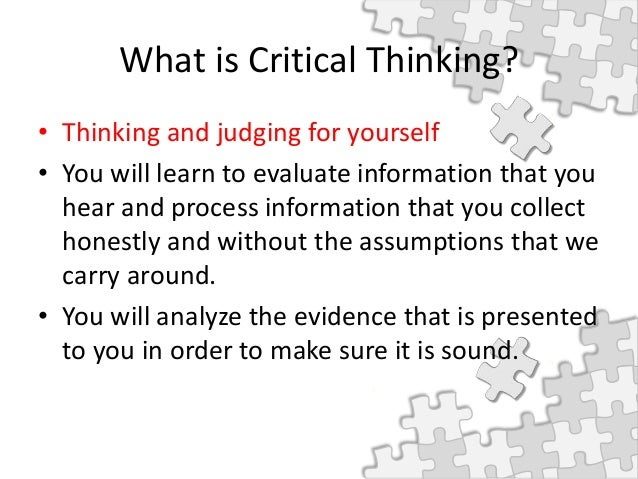 How do nurses demonstrate critical thinking