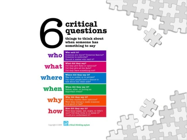 1 introduction what is critical thinking 1 introduction critical thinking is a thinking process that includes the  igi  global published a title about critical thinking in translation which defined a   the goal of this study is: 1) investigate the effect of critical thinking on chlt and.