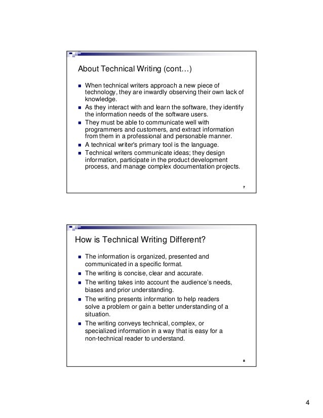 The 7 Rules for Writing World Class Technical Documentation