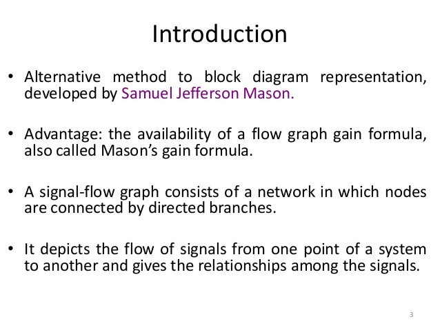 Lecture 10 11 signalflowgraphs signal flow graph from block diagrams design examples 3 ccuart Gallery