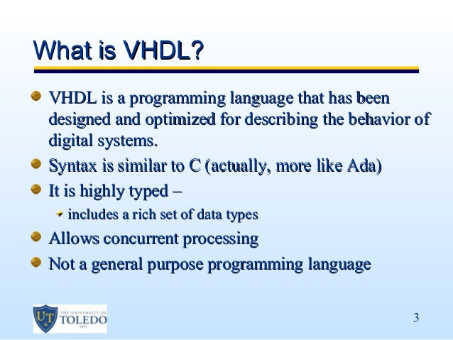 Vhdl By Douglas Perry Ebook