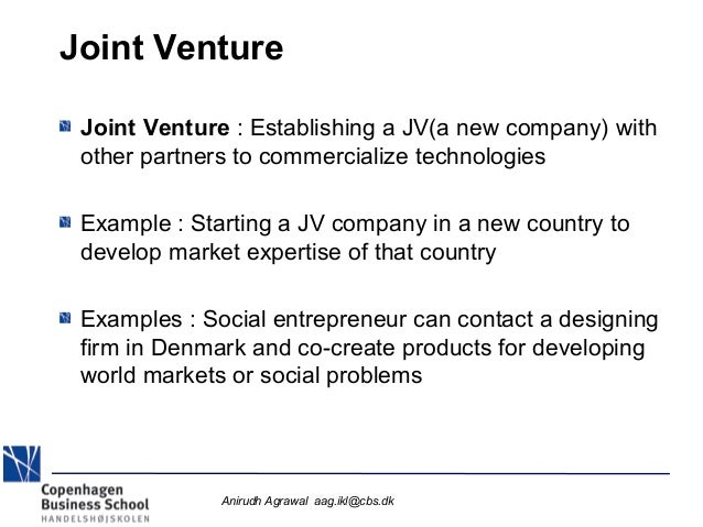 Joint venture definition, benefits, types, example & key success.